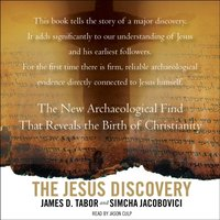 Jesus Discovery - James D. Tabor - audiobook