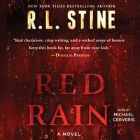 Red Rain - R.L. Stine - audiobook