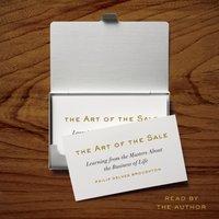 Art of the Sale - Philip Delves Broughton - audiobook