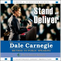 Stand and Deliver - The Dale Carnegie Organization - audiobook