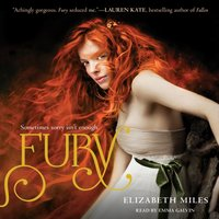 Fury - Elizabeth Miles - audiobook