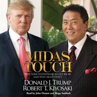 Midas Touch - Donald J. Trump - audiobook