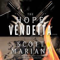 Hope Vendetta - Scott Mariani - audiobook