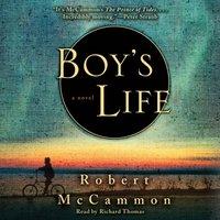 Boy's Life - Robert McCammon - audiobook