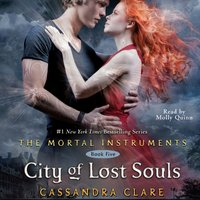 City of Lost Souls - Cassandra Clare - audiobook