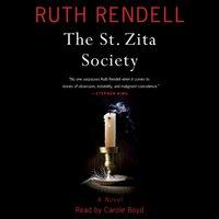 St. Zita Society - Ruth Rendell - audiobook