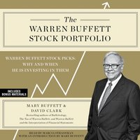 Warren Buffett Stock Portfolio - David Clark - audiobook