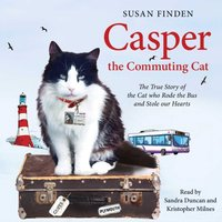 Casper the Commuting Cat - Susan Finden - audiobook