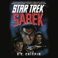 Star Trek: Sarek - A.C. Crispin - audiobook