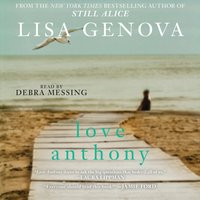 Love Anthony - Lisa Genova - audiobook