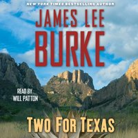 Two for Texas - James Lee Burke - audiobook