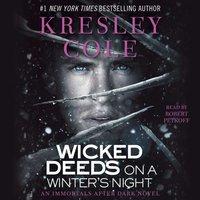 Wicked Deeds on a Winter's Night - Kresley Cole - audiobook