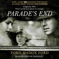 Parade's End - Ford Madox Ford - audiobook