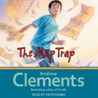 Map Trap - Andrew Clements - audiobook