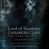 Lord of Shadows - Cassandra Clare - audiobook