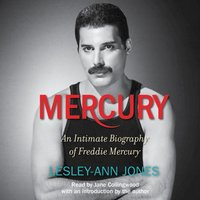 Mercury - Lesley-Ann Jones - audiobook