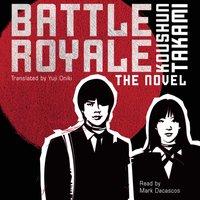 Battle Royale - Koushun Takami - audiobook
