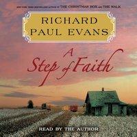 Step of Faith - Richard Paul Evans - audiobook