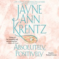 Absolutely, Positively - Jayne Ann Krentz - audiobook