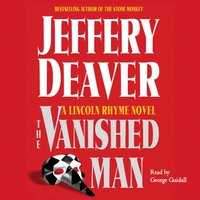 Vanished Man - Jeffery Deaver - audiobook