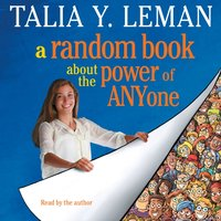 Random Book About the Power of Anyone - Talia Leman - audiobook