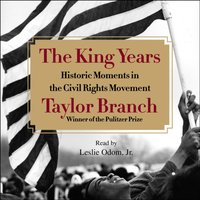 King Years - Taylor Branch - audiobook