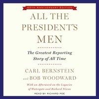 All the President's Men - Bob Woodward - audiobook