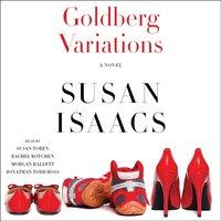 Goldberg Variations - Susan Isaacs - audiobook