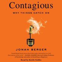 Contagious - Jonah Berger - audiobook
