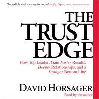 Trust Edge - David Horsager - audiobook