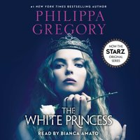 White Princess - Philippa Gregory - audiobook