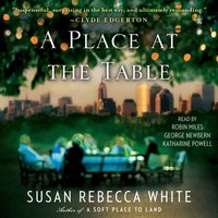 Place at the Table - Susan Rebecca White - audiobook