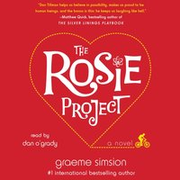 Rosie Project - Graeme Simsion - audiobook