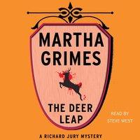 Deer Leap - Martha Grimes - audiobook