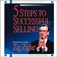 5 Steps to Successful Selling - Zig Ziglar - audiobook
