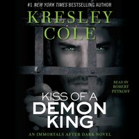 Kiss of a Demon King - Kresley Cole - audiobook