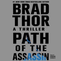 Path of the Assassin - Brad Thor - audiobook