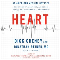 Heart - Dick Cheney - audiobook