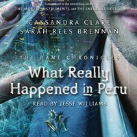 What Really Happened in Peru - Cassandra Clare - audiobook