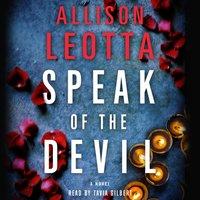 Speak of the Devil - Allison Leotta - audiobook