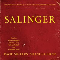 Salinger - David Shields - audiobook