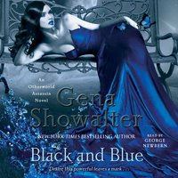 Black and Blue - Gena Showalter - audiobook
