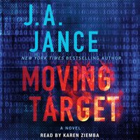 Moving Target - J.A. Jance - audiobook