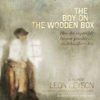Boy on the Wooden Box - Leon Leyson - audiobook