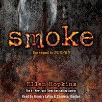 Smoke - Ellen Hopkins - audiobook