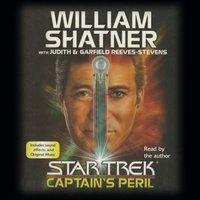 STAR TREK: CAPTAIN'S PERIL - William Shatner - audiobook