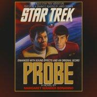 STAR TREK: PROBE - Margaret wander Bonnanno - audiobook