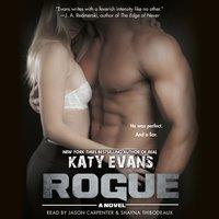 Rogue - Katy Evans - audiobook