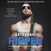 Ripped - Katy Evans - audiobook