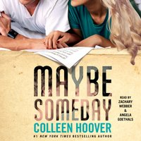 Maybe Someday - Colleen Hoover - audiobook